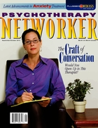 Psychotherapy Networker, Vol. 36, No. 5, September-October 2012
