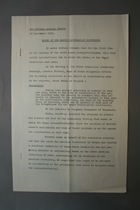 Women at the Hague Codification Conference: Release, 13 September 1928