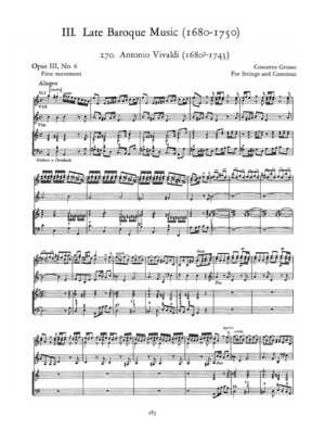 Concerto Grosso No. 6, Op. 3