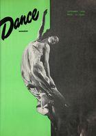 Dance Magazine, Vol. 24, no. 9, September, 1950