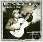 Blind Willie McTell Vol. 1 (1927-1931)