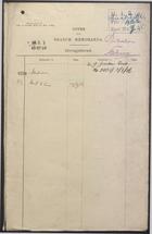Branch Memoranda re: Situation in China, 1916