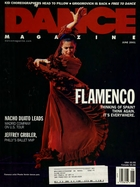 Dance Magazine, Vol. 75, no. 6, June, 2001
