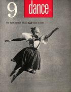 Dance Magazine, Vol. 30, no. 9, September, 1956