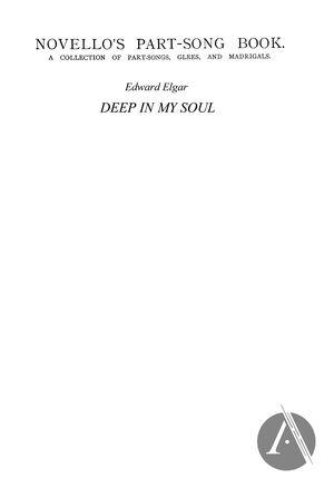 Deep In My Soul, Op.53 No.2