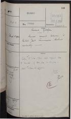 Correspondence re: Rassul Gallfvan, October 3-7, 1918