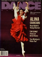 Dance Magazine, Vol. 76, no. 3, March, 2002