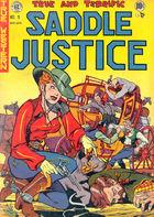 Saddle Justice no. 5