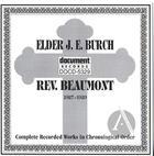 Elder J.E. Burch & Rev. Beaumont  1927-1929