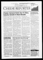 Cheese Reporter, Vol. 125, No. 32, Friday, February 16, 2001