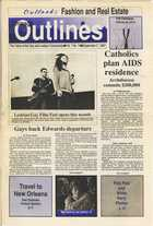 Chicago Outlines The Voice of the Gay and Lesbian Community Vol. 1 No. 14 September 3, 1987