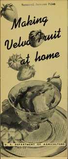 Making Velva Fruit at home
