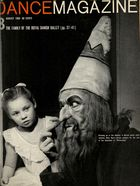 Dance Magazine, Vol. 34, no. 8, August, 1960