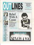 OUTLINES The Weekly Voice of the Gay, Lesbian, Bisexual and Trans Community Nov. 18, 1998 Serving the Community Since 1987