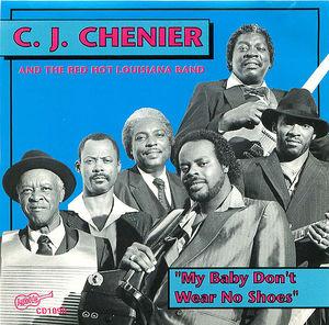 C.J. Chenier: