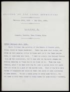 Journal of the Congo expedition, 1908, Volume 3: 20 Feb. 1908-31 May 1908: Lusambo, Misumba, bene Dibele, Kole