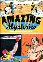 Amazing Mysteries: The Bill Everett Archives, Vol. 1