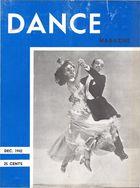 Dance Magazine, Vol. 16, no. 1, December, 1942