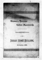 Report on Indian Home Building