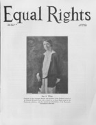 Equal Rights, Vol. 14, no. 23, July 14, 1928