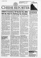 Cheese Reporter, Vol. 129, No. 44, Friday, May 6, 2005