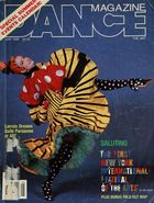 Dance Magazine, Vol. 62, no. 5, May, 1988