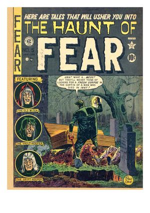 Haunt of Fear no. 5