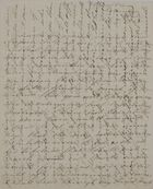 Letter from Charles MacArthur to Anna Maria King, February 7, 1838