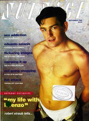 γκέι σεξ περιοδικό