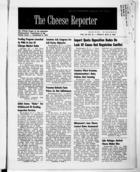 Cheese Reporter, Vol. 89, No. 37, Friday, May 6, 1966