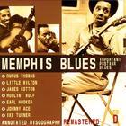 Memphis Blues: Important Postwar Blues, CD D