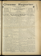 Cheese Reporter, Vol. 59, no. 26, Saturday March 2, 1935