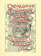 Catalogue of Theatrical Stage Hardware, no. 23