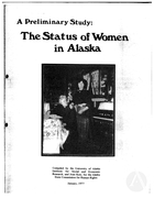 Percentage of Male and Female Employment by Occupation at Alaska Medical and Hospital Center, Anchorage, 1976