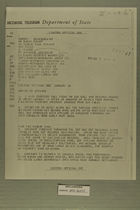 Telegram from Evan M. Wilson in Jerusalem to Department of State, January 19, 1966
