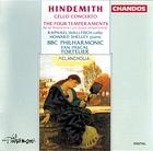 Cello Concerto / The Four Temperaments