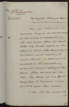 Copy of Orders by Commodore Augustus Phillimore re: British Subjects and Cuban Insurrection, April 13, 1869