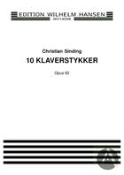 10 Klaverstykker, Op. 82