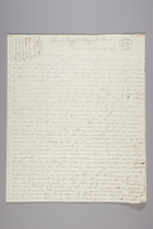 Letter from Sarah Pugh to Elizabeth Pease, May 27, 1842