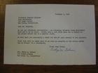 Mrs. Edwin N. Salmon to Stanley Milgram, December 1, 1961