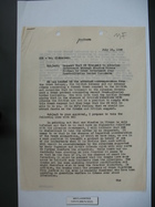 Request that US Transmit to Albanian Government through Mission Tirana Protest by Greek Government over Greek-Albanian Border Incidents, July 18, 1946