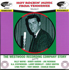 Hot Rockin' Music from Tennessee, Volume 2: The Westwood Recording Company Story