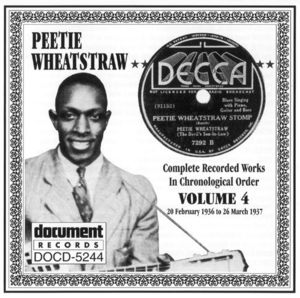 Peetie Wheatstraw Vol. 4 1936-1937