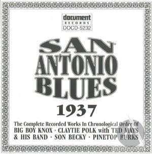 San Antonio Blues 1937
