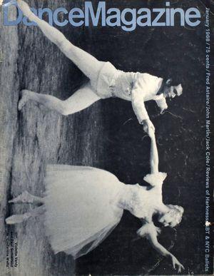 Dance Magazine, Vol. 42, no. 1, January, 1968