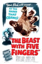 The Beast With Five Fingers (1946): Shooting script