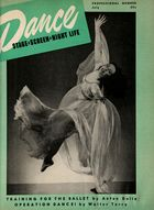 Dance Magazine, Vol. 20, no. 7, July, 1946