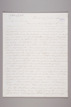 Letter from Sarah Pugh to Richard D. and Hannah Webb, September 18, 1842