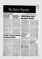 The Cheese Reporter, Vol. 87, No. 4, Friday, September 20, 1963