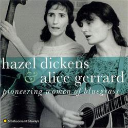 Pioneering Women of Bluegrass Album Art